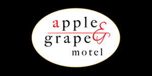 Apple & Grape Motel Logo - Stanthorpe & Granite Belt Chamber of Commerce