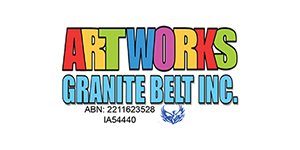 Artworks Granite Belt Logo - Stanthorpe & Granite Belt Chamber of Commerce