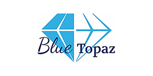 Blue Topaz Caravan Park Logo - Stanthorpe & Granite Belt Chamber of Commerce