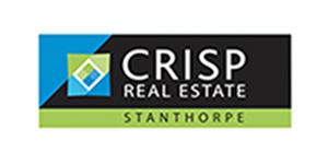 Crisp Real Estate Logo - Stanthorpe & Granite Belt Chamber of Commerce
