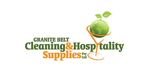 Granite Belt Cleaning & Hospitality Supplies Logo - Stanthorpe & Granite Belt Chamber of Commerce