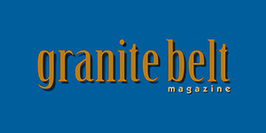 Granite Belt Magazine Logo - Stanthorpe & Granite Belt Chamber of Commerce