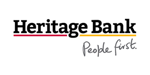 Heritage Bank Logo - Stanthorpe & Granite Belt Chamber of Commerce