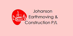 Johanson Earthmoving & Construction Pty Ltd Logo - Stanthorpe & Granite Belt Chamber of Commerce