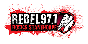 Rebel FM - 97.1 FM Logo - Stanthorpe & Granite Belt Chamber of Commerce