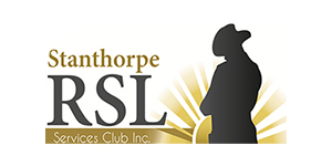 Stanthorpe RSL Services Club Inc Logo - Stanthorpe & Granite Belt Chamber of Commerce