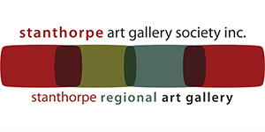 Stanthorpe Regional Art Gallery Logo - Stanthorpe & Granite Belt Chamber of Commerce