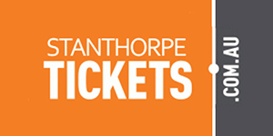 Stanthorpe Tickets Logo - Stanthorpe & Granite Belt Chamber of Commerce