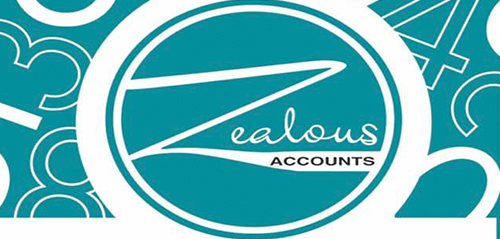 Zealous Accounts Logo - Stanthorpe & Granite Belt Chamber of Commerce