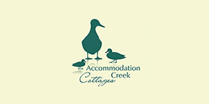 Accommodation Creek Cottages Logo - Stanthorpe & Granite Belt Chamber of Commerce