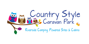 Country Style Caravan Park Logo - Stanthorpe & Granite Belt Chamber of Commerce