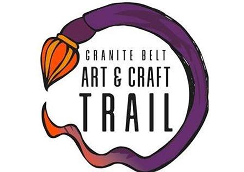 Granite Belt Art and Craft Trail Logo