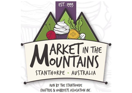 Market In The Mountains Logo